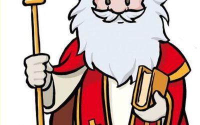 Der Feuerwehr Nikolaus kommt