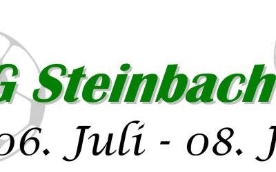 Sportfest in Steinbach auf dem Sportplatz